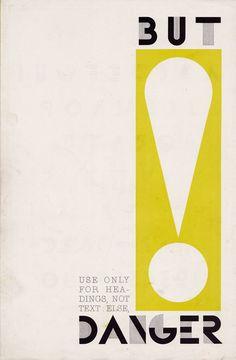 Adolphe Mouron Cassandre - Bifur promotional brochure
