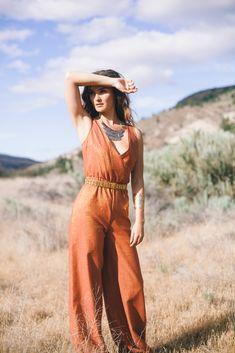 Fashion Editorial: Warm Springs, OR » KIRA and MATT