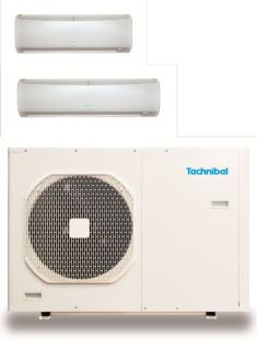 Technibel and Unico Inc. has teamed up to  introduce a new mini-split product line. The Technibel line includes refrigerant based outdoor inverter units that feature a high SEER rating, making them incredibly energy efficient. They range from 1 to 3.5 tons and have ports to connect up to four indoor units. The line also includes high wall indoor units that generate less than 23 decibels of sound, making them some of the quietest products in the industry. www.uniquehvacnj.com…