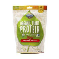 280 g Coffee Organic Plant Protein Powder - Thrive Market