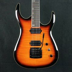 Bc rich usa eagle supreme electric guitar transparent red burst halo morbus 6 aka merus with kahler sciox Gallery