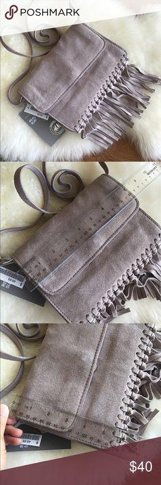 H&M - suede mini bag. H&M - suede mini bag. H&M Bags Mini Bags