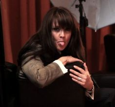 Silly Amanda Tapping