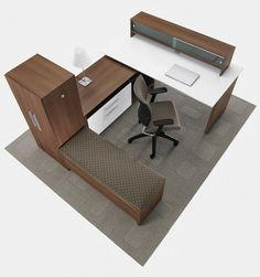 Global Total Office Princeton Series Furniture