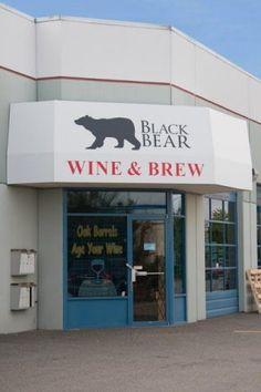 Black Bear Wine & Brew - Dewdney Trunk Rd