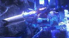 Halo: Reach SPARTAN Arc Five (Based On Yuri). #halo #haloreach #xbox #xbox360 #spartan #yugioh #yugioharcv #fusion #yuri