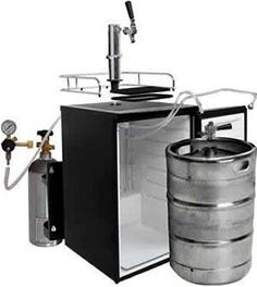 How Long Does A Keg Remain Fresh? It all depends on the type of pump you use.. #craftbeer