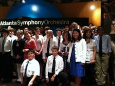 Burney-Harris-Lyons Middle School and Clarke Middle School Orchestras receive top honors