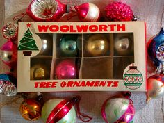 156 Best Woolworth's Remembrance images | Diy christmas decorations ...