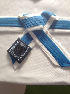 Taekwondo fondant