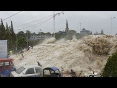 Scary Moments Ever Natural Disasters Caught on Camera ✔P14 - YouTube
