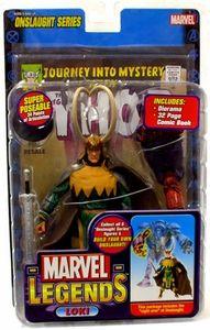 Marvel Legends Series 13 Action Figure Loki [Onslaught Build-A-Figure]