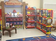 Western Theme Classroom Library