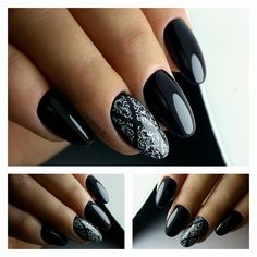 The nail designs for short nails are simple, very practical, safe and durable. Check our photo gallery with the best nail designs for short nails that are easy to make. White Nail Designs, Short Nail Designs, Simple Nail Designs, Nail Polish Designs, Gold Nail Polish, Gold Nails, Blue Nails, Easy Nails, Simple Nails