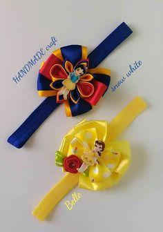 Image gallery – Page 300333868894568109 – Artofit Disney Hair Bows, Disney Headbands, Flower Girl Headbands, Baby Headbands, Headband Hair, Handmade Crafts, Diy And Crafts, Ariel Hair, Princess Cupcake Toppers