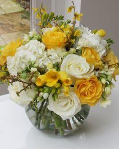 Easter Vase Arrangement