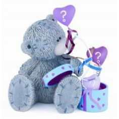 Guess Who Loves You - Me To You Bear Figurine