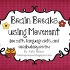 This packet contains my favorite activities/games to do with my students when studying new math facts, spelling words, or vocabulary from SS or Sci...