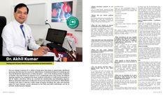 Interview with Dr. Akhil Kumar