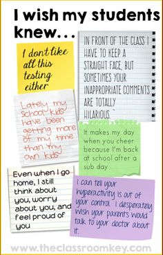 I wish my students knew... Repinned by Chesapeake College Adult Ed. We offer free classes on the Eastern Shore of MD to help you earn your GED - H.S. Diploma or Learn English (ESL). www.Chesapeake.edu