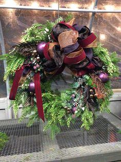 Sugar Plum Designed by Briana Scorpio @ Redwood Nursery and Garden Center