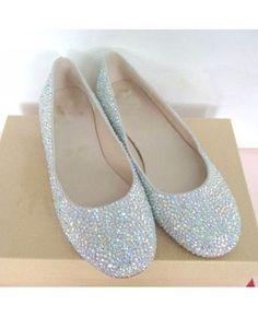 Femmes Talon plat Round Toe Casual Shoes