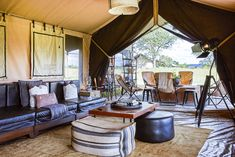 Singita's collection of private villas dotted across Africa make for the perfect basecamp for travellers looking to drink in the African landscape. Learn more about Singita's villas here. Private Safari, Safari Adventure, Sustainable Tourism, Wildlife Conservation, Wildlife Photography, Tanzania, Contemporary, Modern, Tent