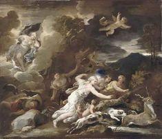Το κυνήγι της Άρτεμις 1705