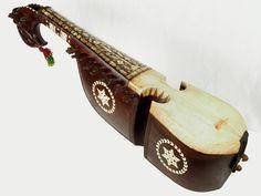Afghan musikinstrumen Rubab Nr:16/2 - orientart