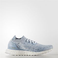 9965677aadcaa Adidas UltraBOOST Uncaged Shoes (Crystal White   Tactile Blue   Easy Blue)  Ultra Boost