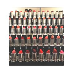 Lipstick!!! I really want to go to the mall this weekend... Want to go to mac and sephora