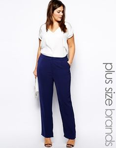 Truly You Soft Tailored Trouser