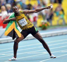"""Usain Bolt: """"Je peux courir le 100 mètres en 9,40 secondes"""""""