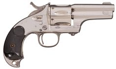 Desirable Merwin, Hulbert & Co. Open Top Pocket Army Single Action Revolver