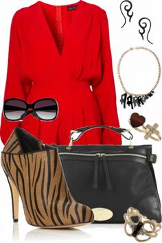 Outfit styled on Fantasy Shopper #fashion #style..LOVE everything about this!!!