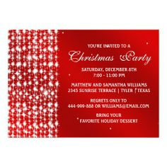 8628111fd7bf2 Company Holiday Party Invitations   Announcements