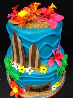 The Stoby's Bakery Surfboard, Bakery, Surfing, Birthday Cakes, Desserts, Beach, Food, Cake Ideas, Tailgate Desserts