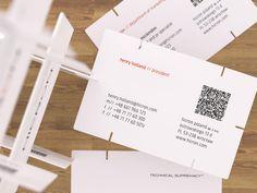 Prestiżowe wizytówki PCV dla zarządu. #marketing #reklama #wizytówki #zarząd