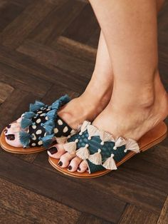 THE AMAZONIA SHOES | Natalie Alamein