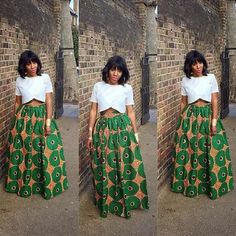 There are stylish ways to wear your Ankara skirts any time of the year. Depending on the occasion or your mood, you can never go wrong with an Ankara maxi skirt, if worn the right way.The Ankara maxi skirts, as we all know, are not only one of the most comfortable, flattering, and...