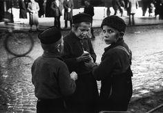 Roman Vishniac. Jewish children, Mukachevo 1937