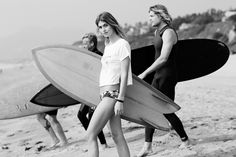 Making Waves: Model Annie McGinty Shares 5 Tips To Staying Beach-Photo Ready!   Free People Blog #freepeople