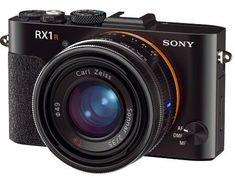 Cámaras compactas avanzadas de Sony: Sony RX1R
