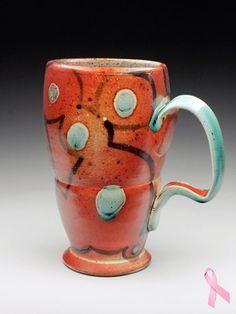 Mark Knott Mug at MudFire Gallery