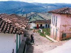 Colombia tiene casas viejas
