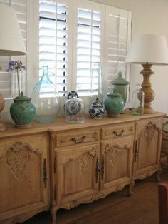 dining buffet Dining Buffet, Shabby Cottage, Cabinet, Storage, Furniture, Home Decor, Rustic Cottage, Clothes Stand, Purse Storage
