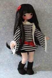 Znalezione obrazy dla zapytania gorjuss doll textil