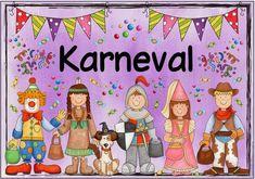 """Neues Themenplakat """"Fasching/Karneval"""" Das nächste Themenplakat ist fertig. Es beschäftigt sich mit Fasching bzw. Karneval. Die Datei ..."""