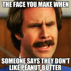 Not like peanut nutter?! Well, then, we just can't be friends because I don't have time for that kind of negativity in my life! ;-)