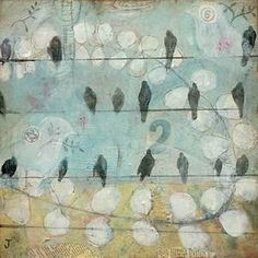 Counting Crows by Judy Paul